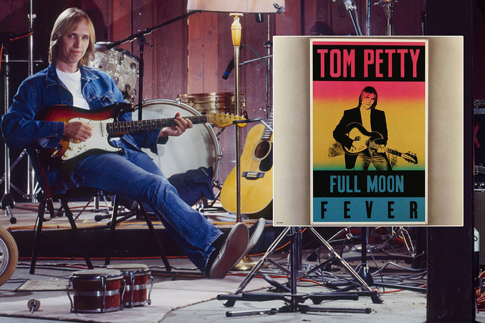 How Tom Petty's 'Songs From the Garage' Became 'Full Moon Fever'