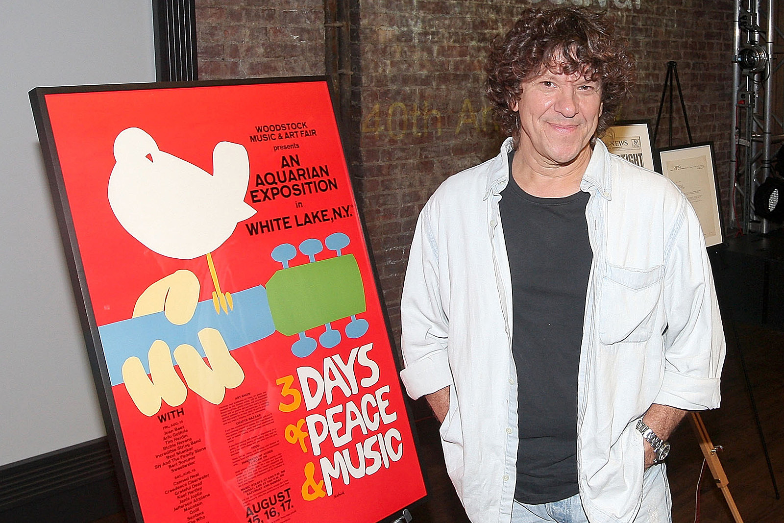 Woodstock 50 Loses Venue and Second Backer, Seeking New Home