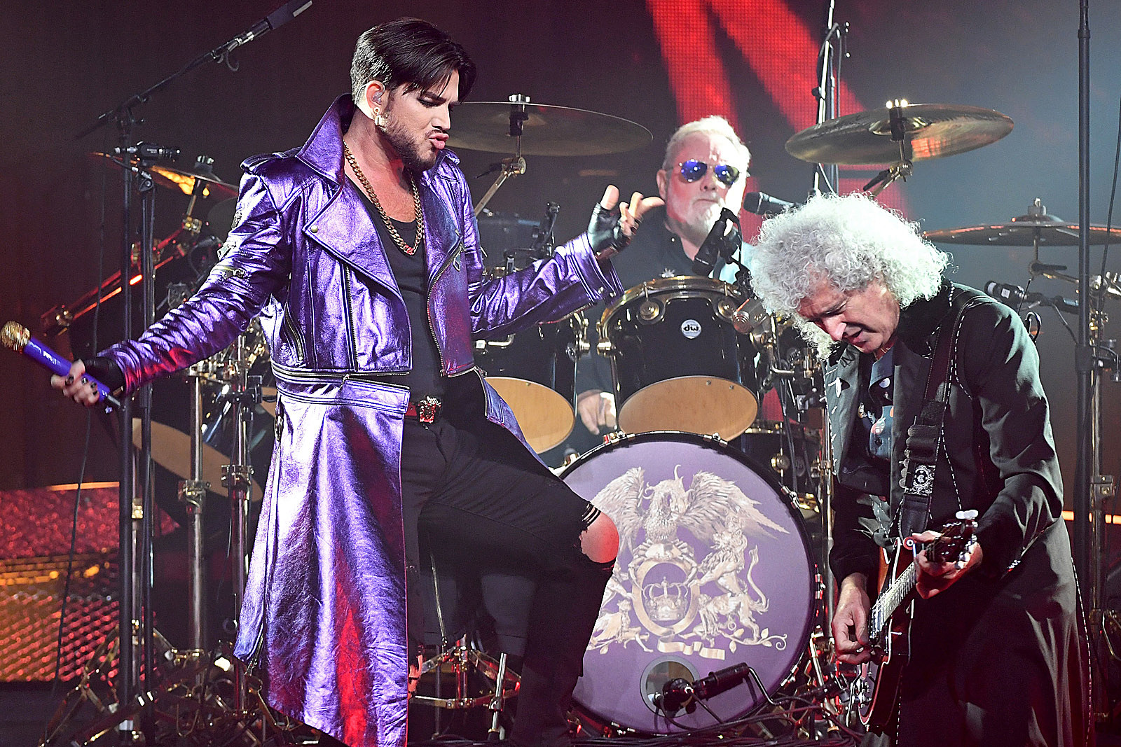 The Show Must Go On: The Queen and Adam Lambert Journey