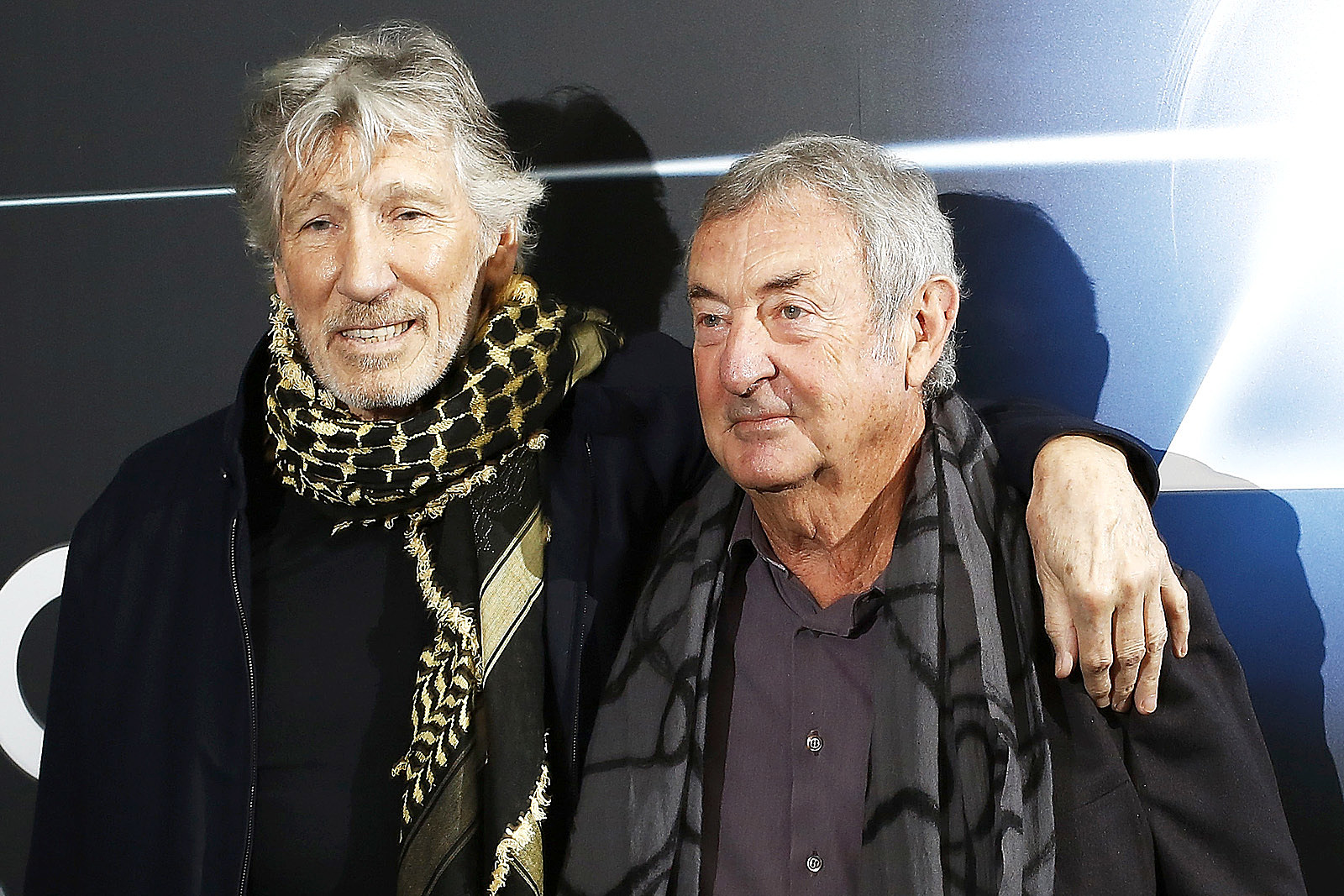 Watch Roger Waters Join Nick Mason on Stage For Pink Floyd Classic