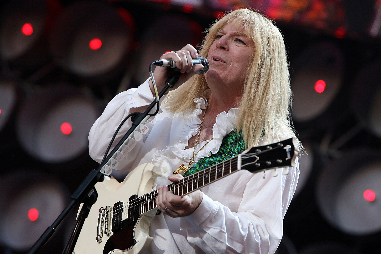 Spinal Tap Say Guns N' Roses Sabotaged Freddie Mercury Tribute