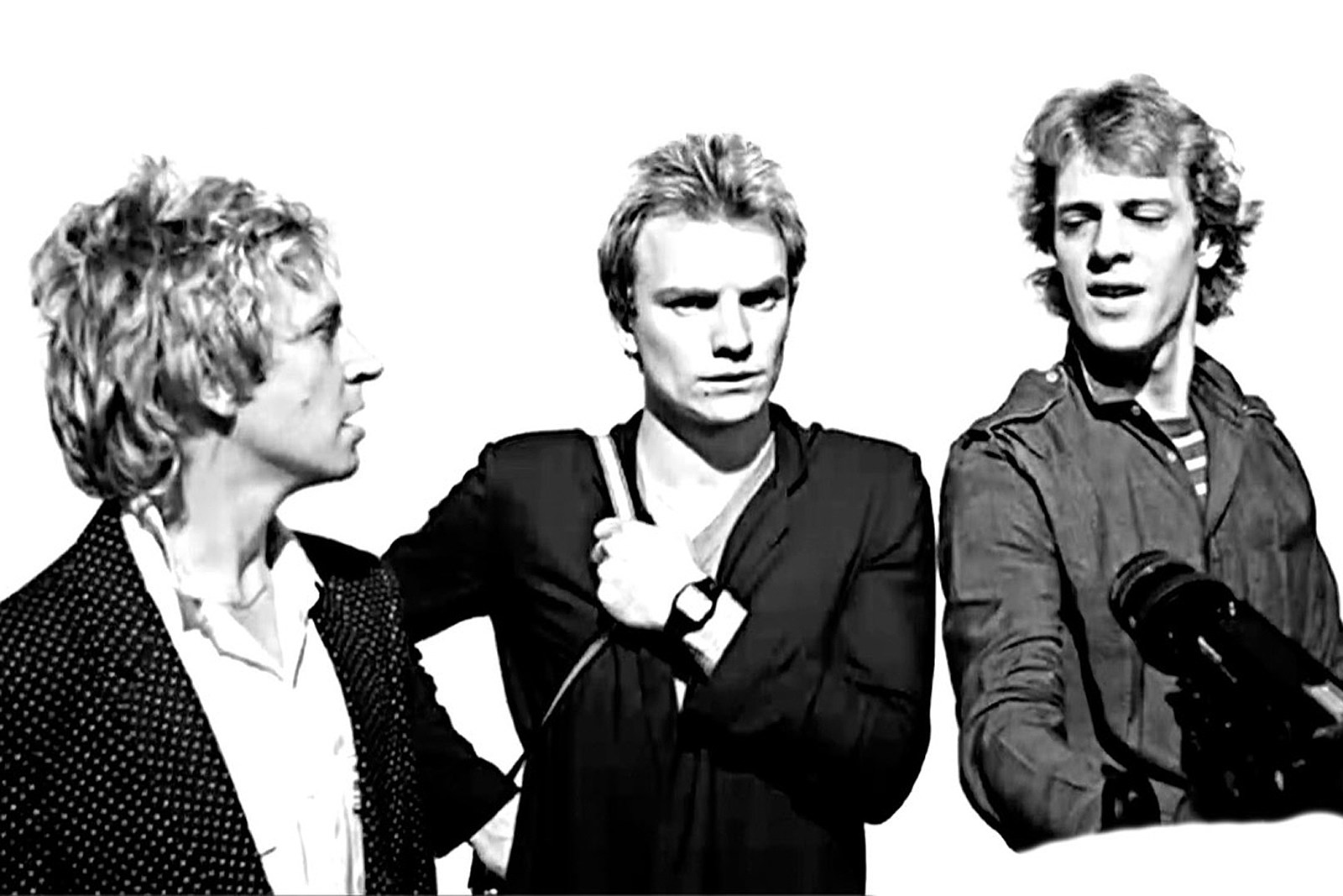 Stewart Copeland Remembers the Police's Early Days in Documentary: Exclusive Interview
