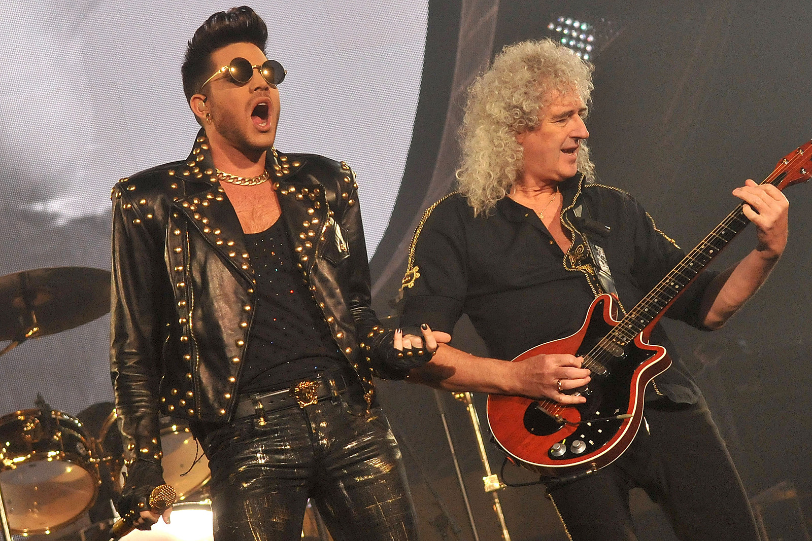 Adam Lambert Won't Record New Music With Queen