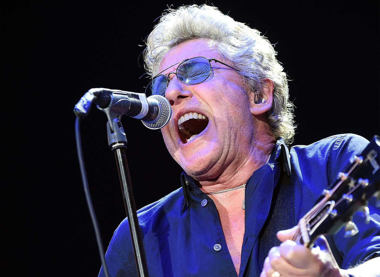 Allergy-Stricken Roger Daltrey Clarifies His Stance on Pot