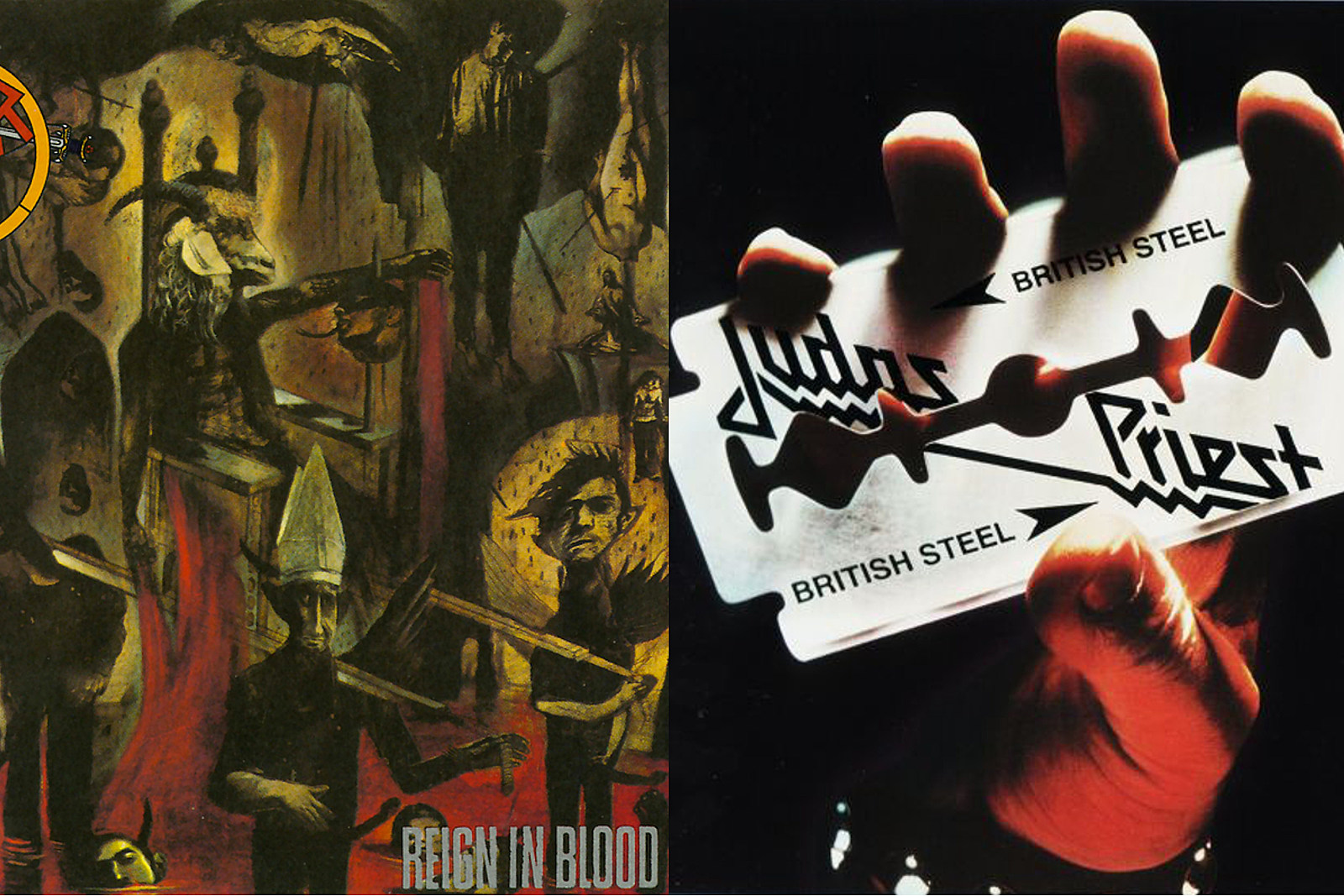 Artists Behind Iconic Judas Priest, Slayer Album Covers Both Die