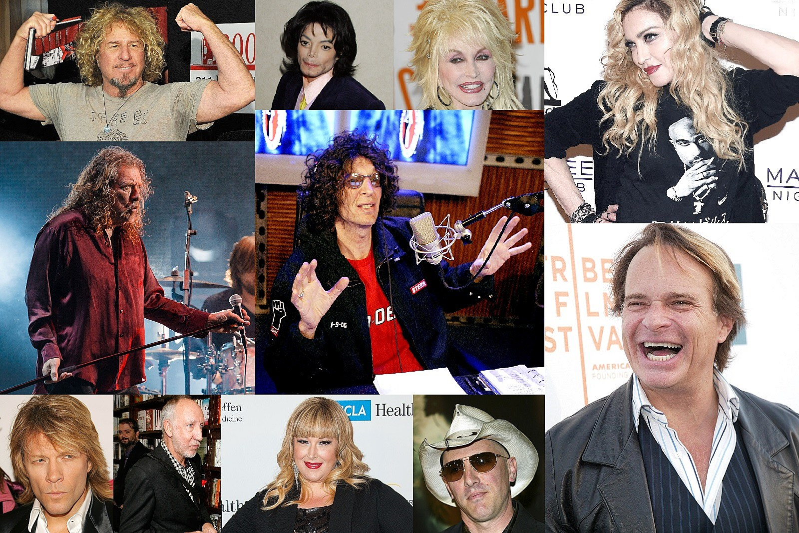 10 Times Howard Stern Feuded With Famous Musicians