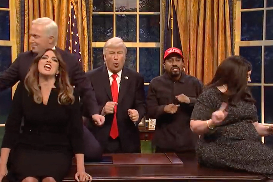 'President Trump' Sings Queen's 'Don't Stop Me Now' on 'SNL'