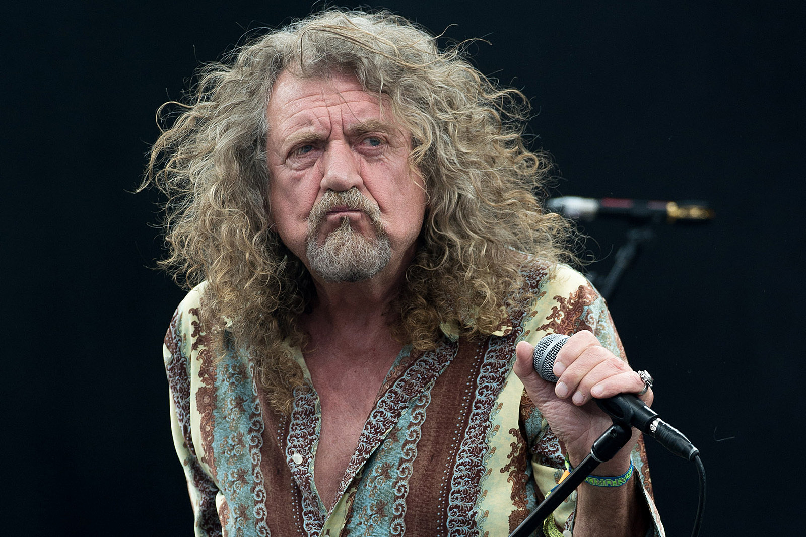 Robert Plant Says He Sometimes 'Missed the Mark' in Led Zeppelin