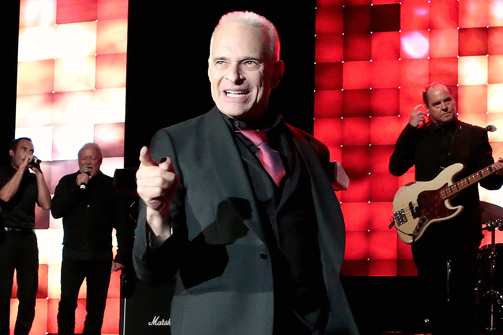 David Lee Roth Aims for New Las Vegas Residency