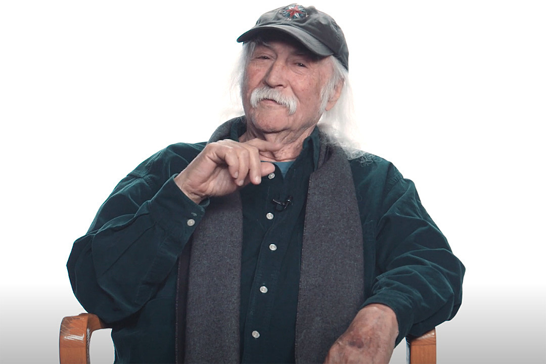 David Crosby Explains How to Survive in Prison