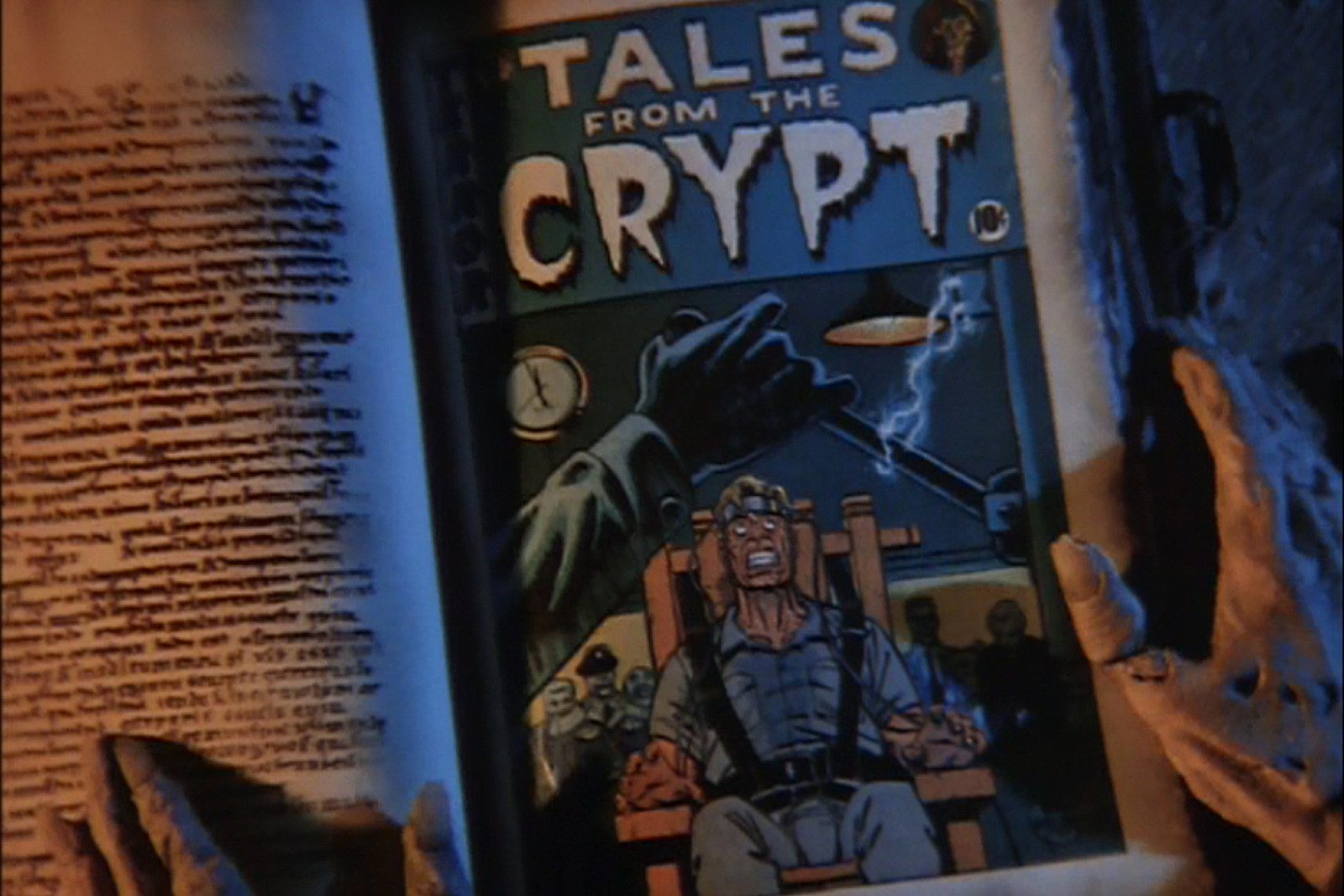 30 Years Ago: 'Tales From the Crypt' Debuts Uncensored TV Terror