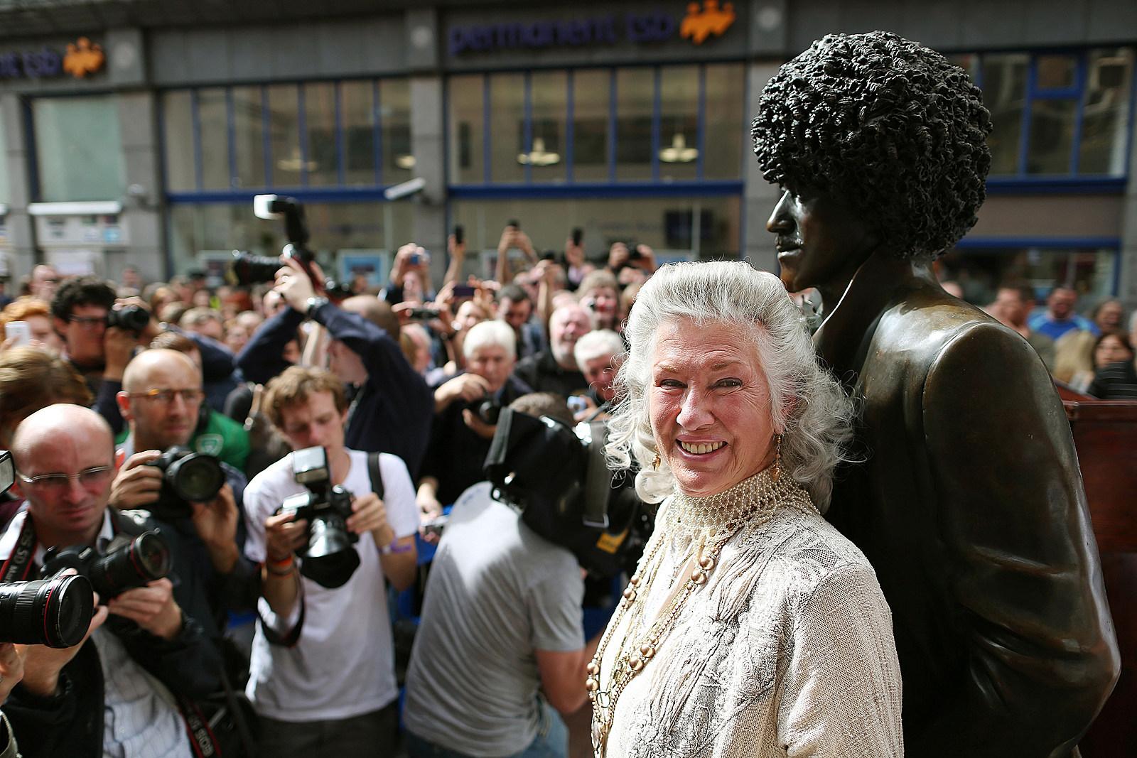 Remembering Philomena Lynott, the Queen of Irish Rock 'n' Roll