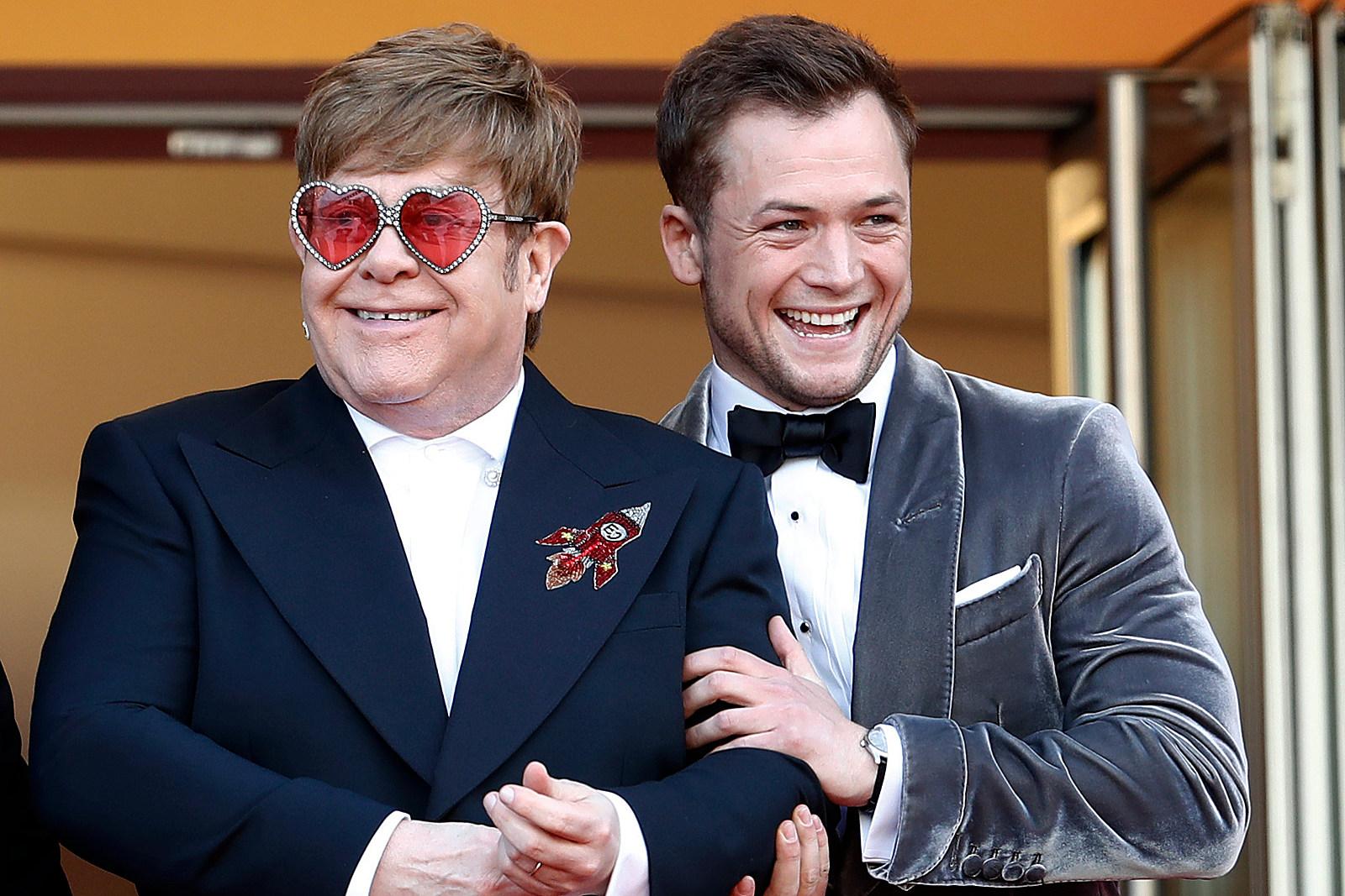 Elton John Biopic 'Rocketman' Banned in Samoa