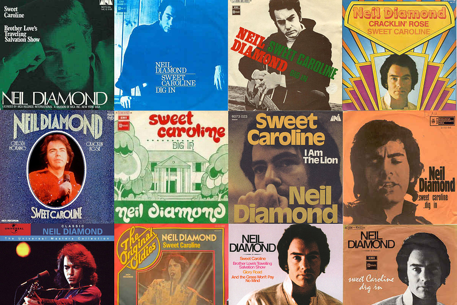 50 Years On, There's No Escaping Neil Diamond's 'Sweet Caroline'