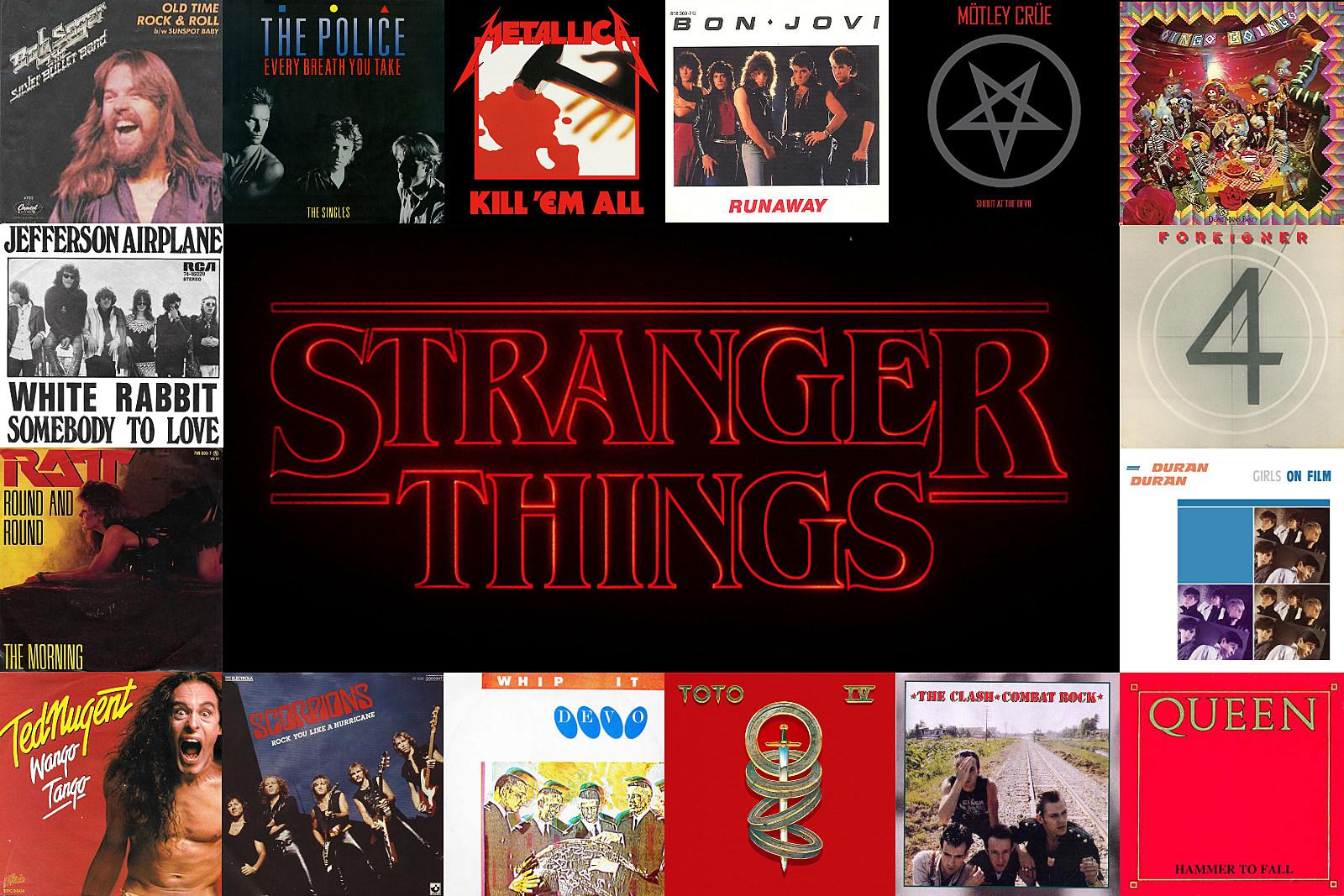 45 Times Rock Music Made 'Stranger Things' Even Stranger