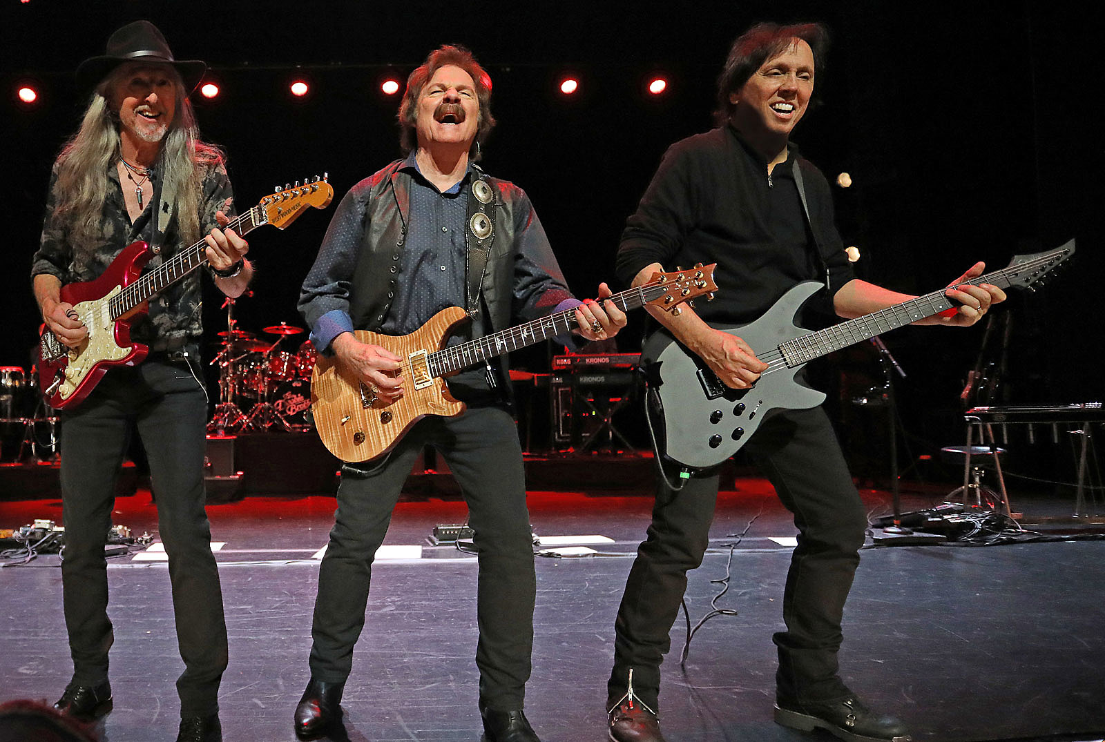 Watch the Doobie Brothers Play 'Rockin' Down the Highway' Live