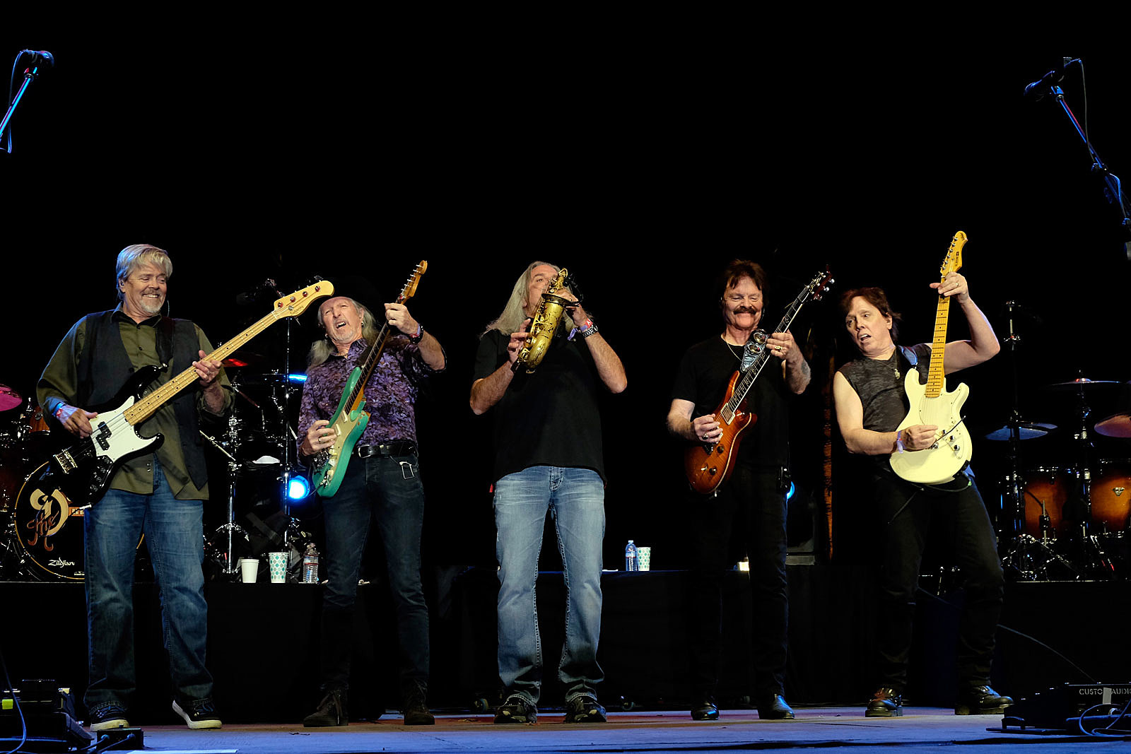 "Watch Doobie Brothers Play 'Long Train Runnin"" Live: Exclusive"