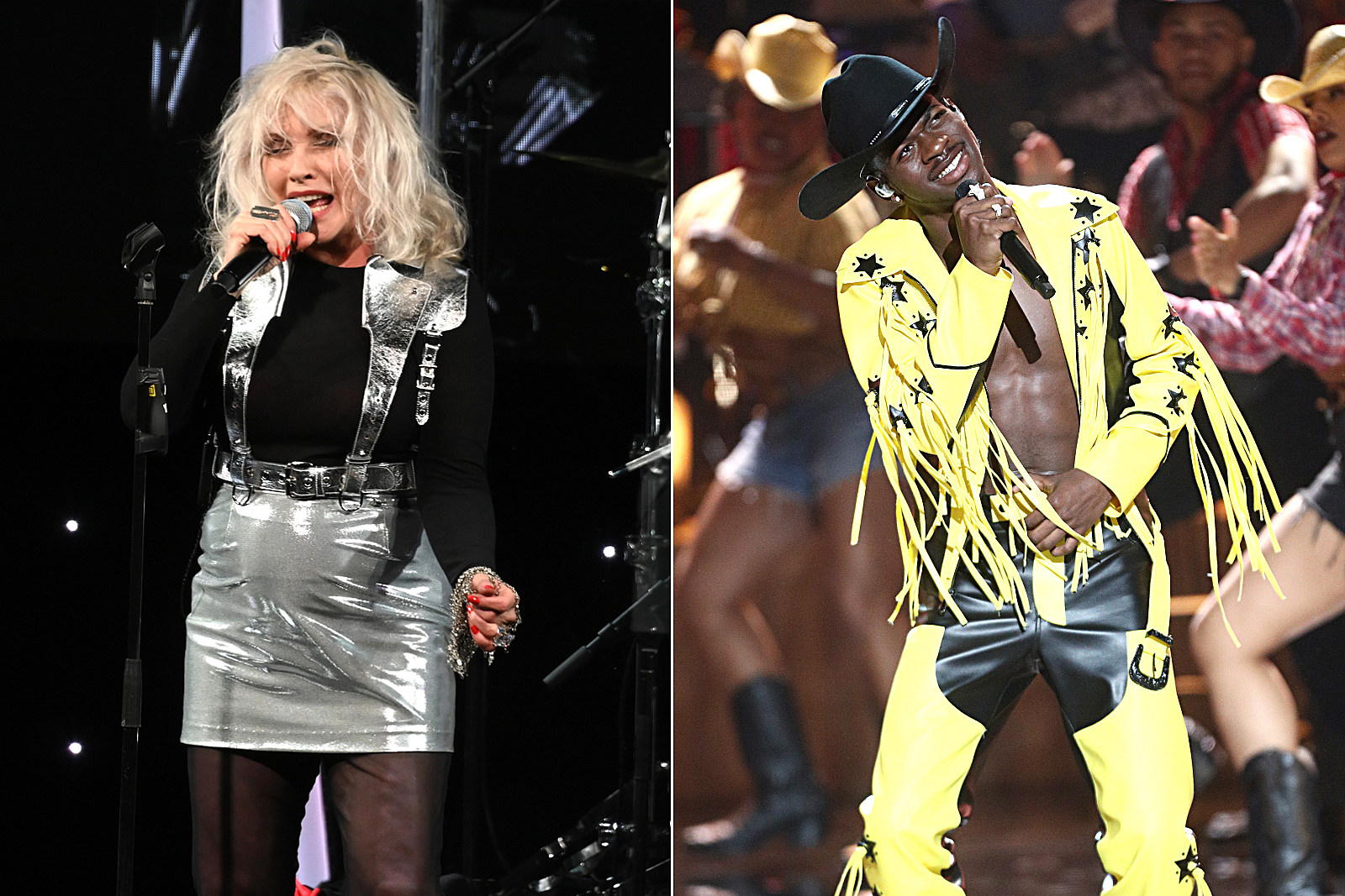 Watch Blondie Cover Lil Nas X's 'Old Town Road'