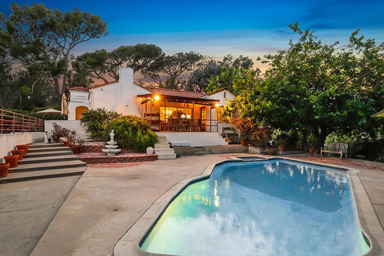 Manson Family Murder Home Listed for $1.98 Million
