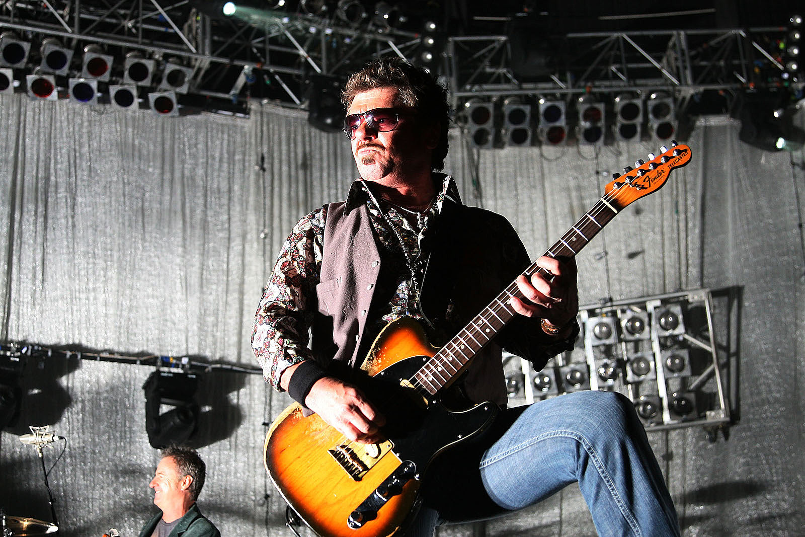 INXS Guitarist Tim Farriss Suing Boat Company Over Severed Finger