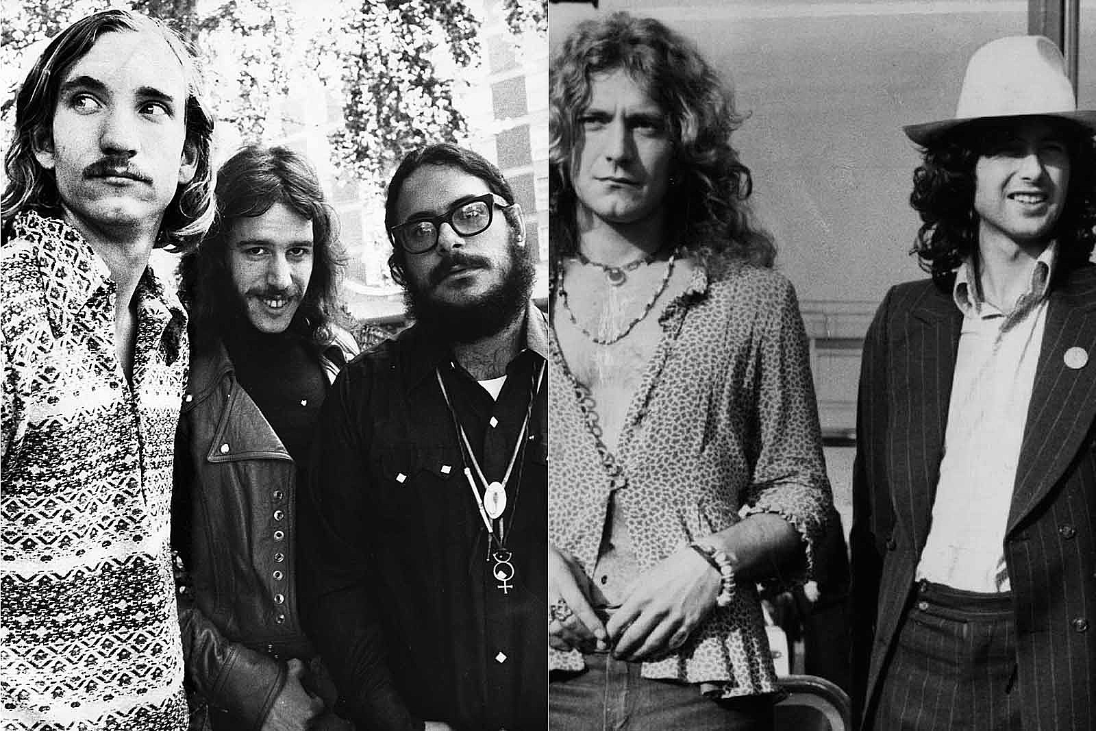James Gang's Jimmy Fox Remembers Opening for Led Zeppelin on Day of Moon Landing