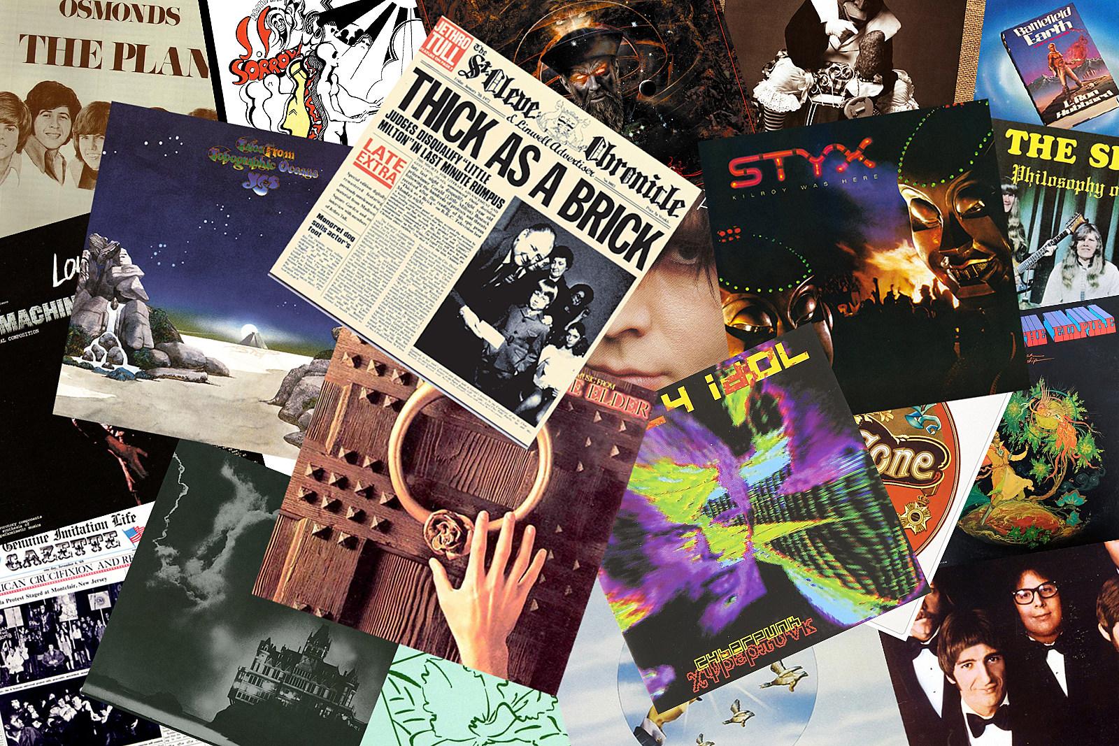 Rock's 20 Wildest Concept Albums