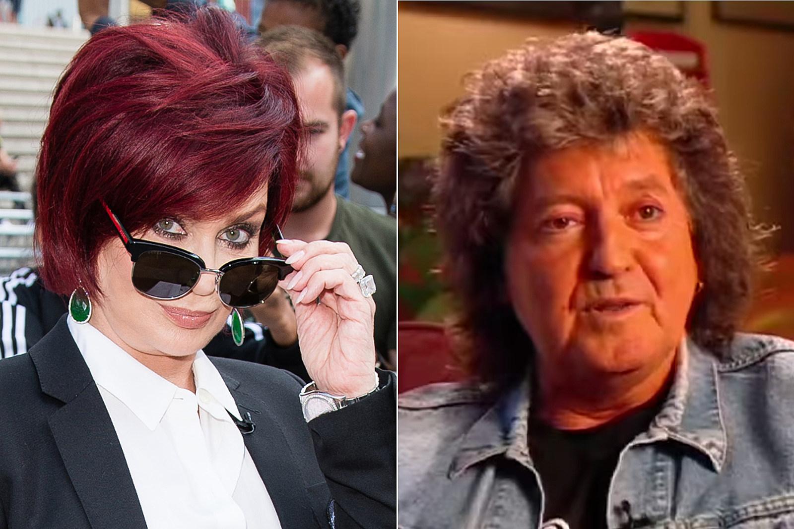 Sharon Osbourne Calls Former Ozzy Bassist a 'Sad Old F—'