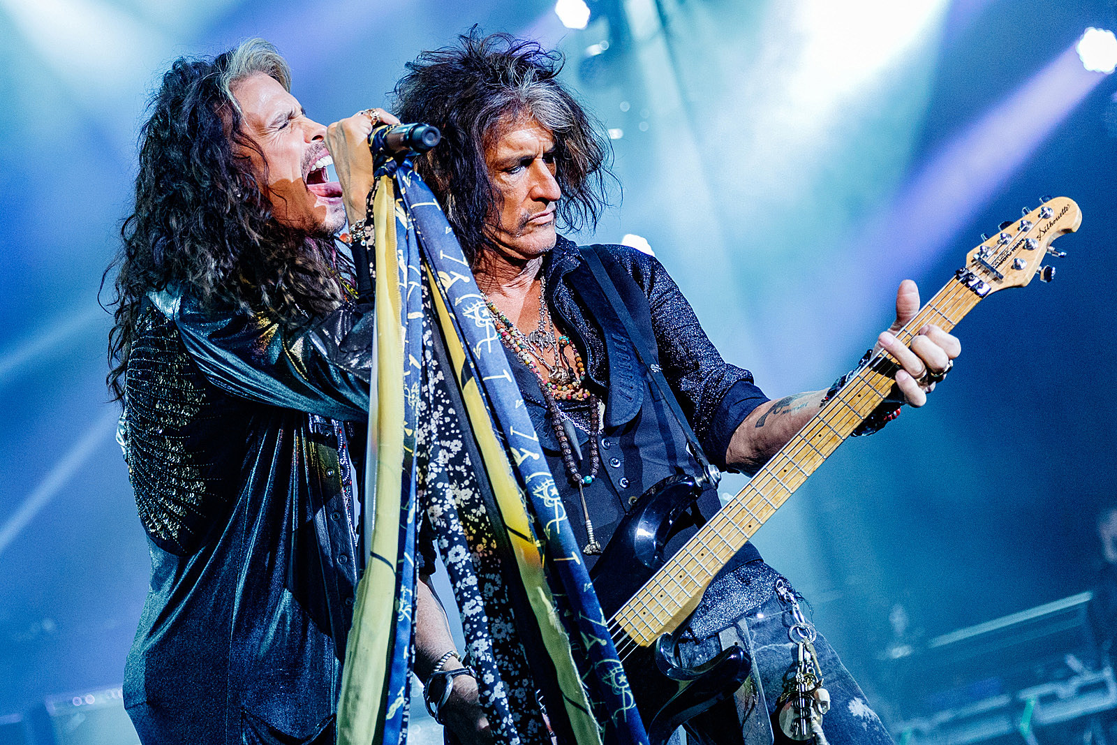 Joe Perry Explains His 'Writing Paradigm' With Steven Tyler