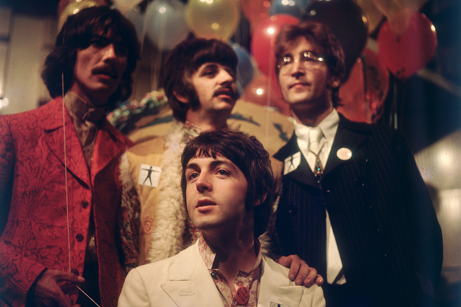 When 'Two Young Kids' Took Charge of the Beatles' Live Broadcast to the World