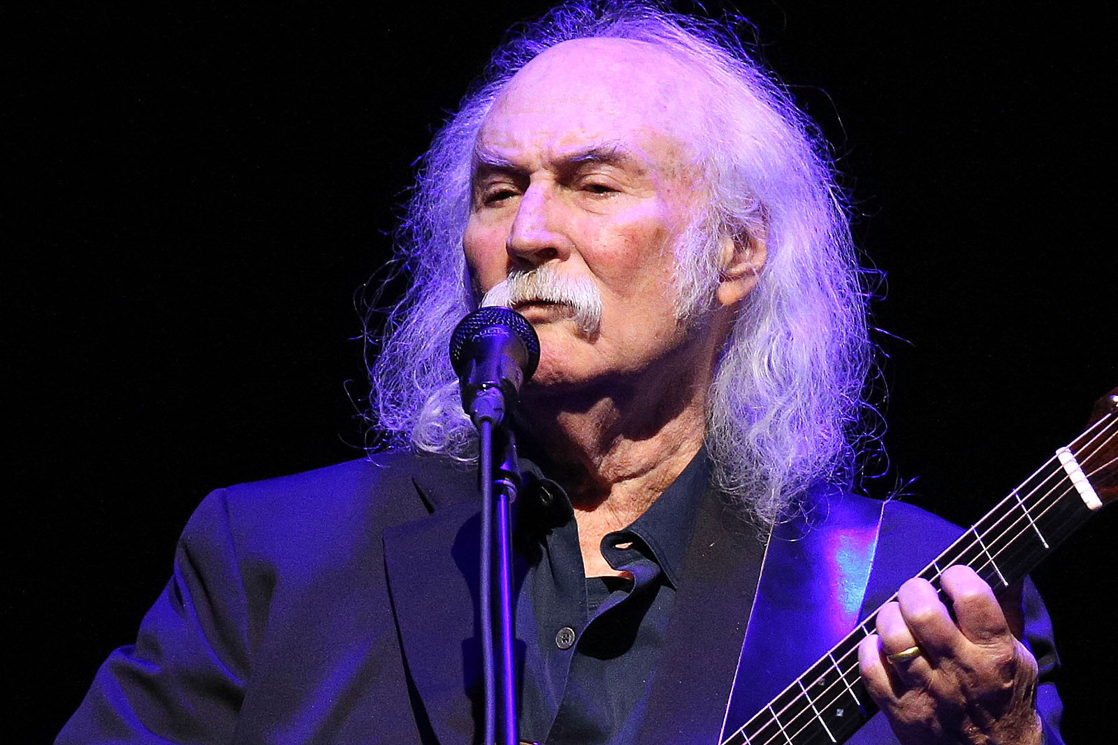 David Crosby Had 'Nowhere to Hide' From New Documentary