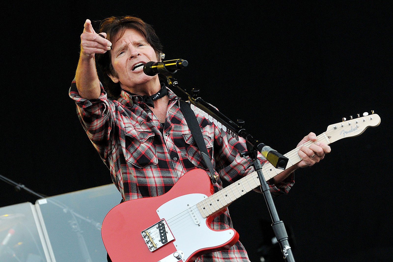 John Fogerty Is First Artist to Quit Woodstock 50