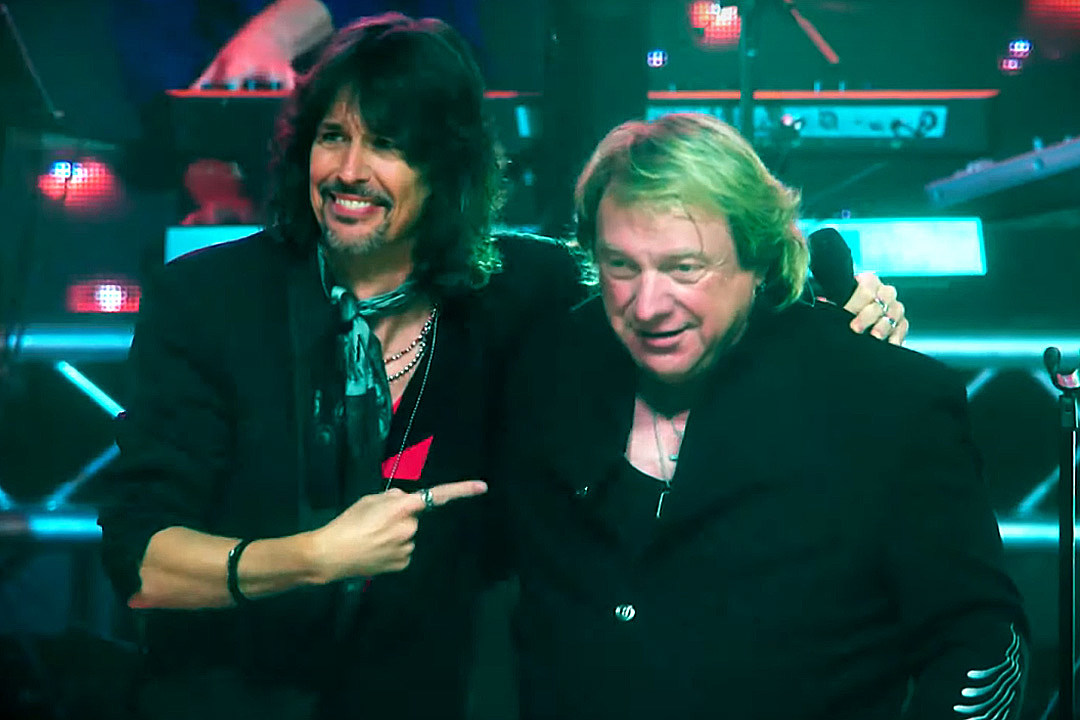 Watch Trailer for Foreigner's 'Double Vision: Then and Now' Movie