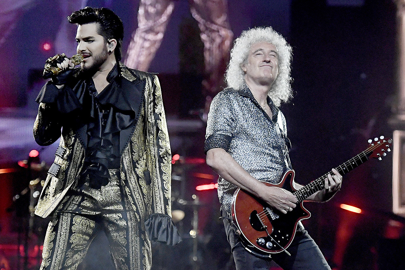 Brian May: Adam Lambert a Marvel, Freddie Mercury Impersonator Would Be Awful