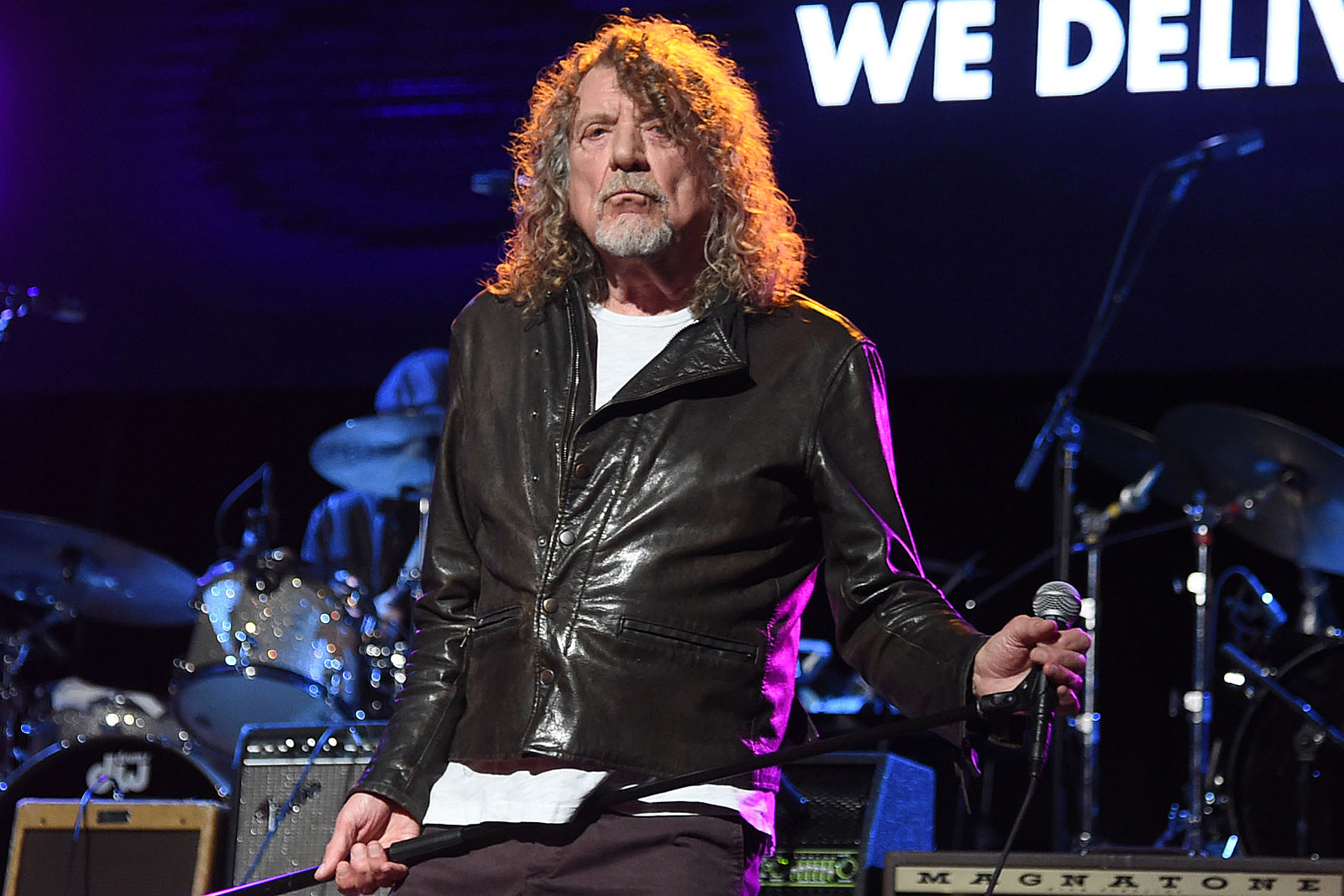 When Robert Plant Went 'Up My Own Rectum' With New Technology