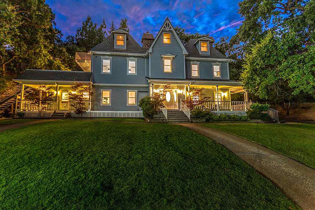 Jason Newsted's 'Fabulous Farmhouse' Is on Sale for $2.9 Million