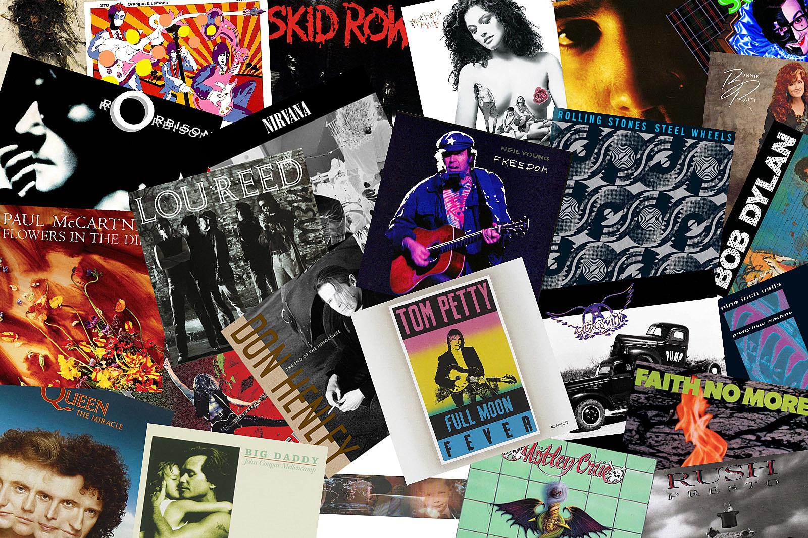 1989's Best Classic Rock Albums