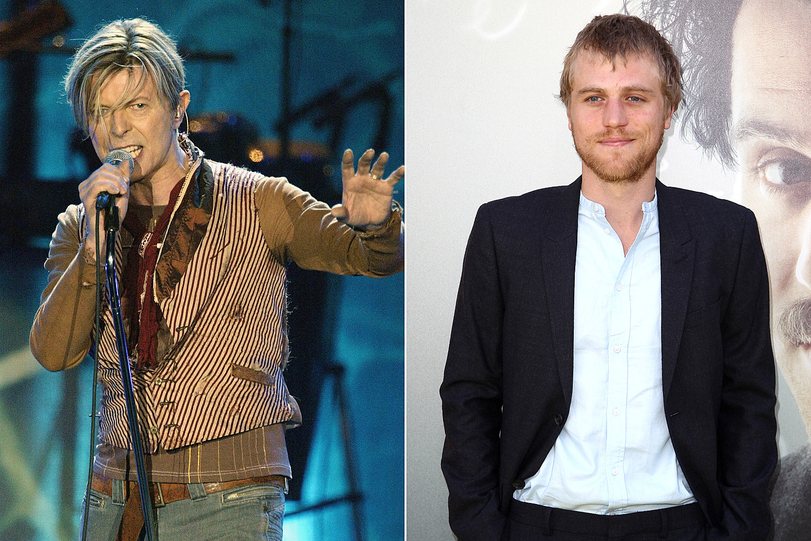 Get Your First Look at Johnny Flynn as David Bowie in 'Stardust'