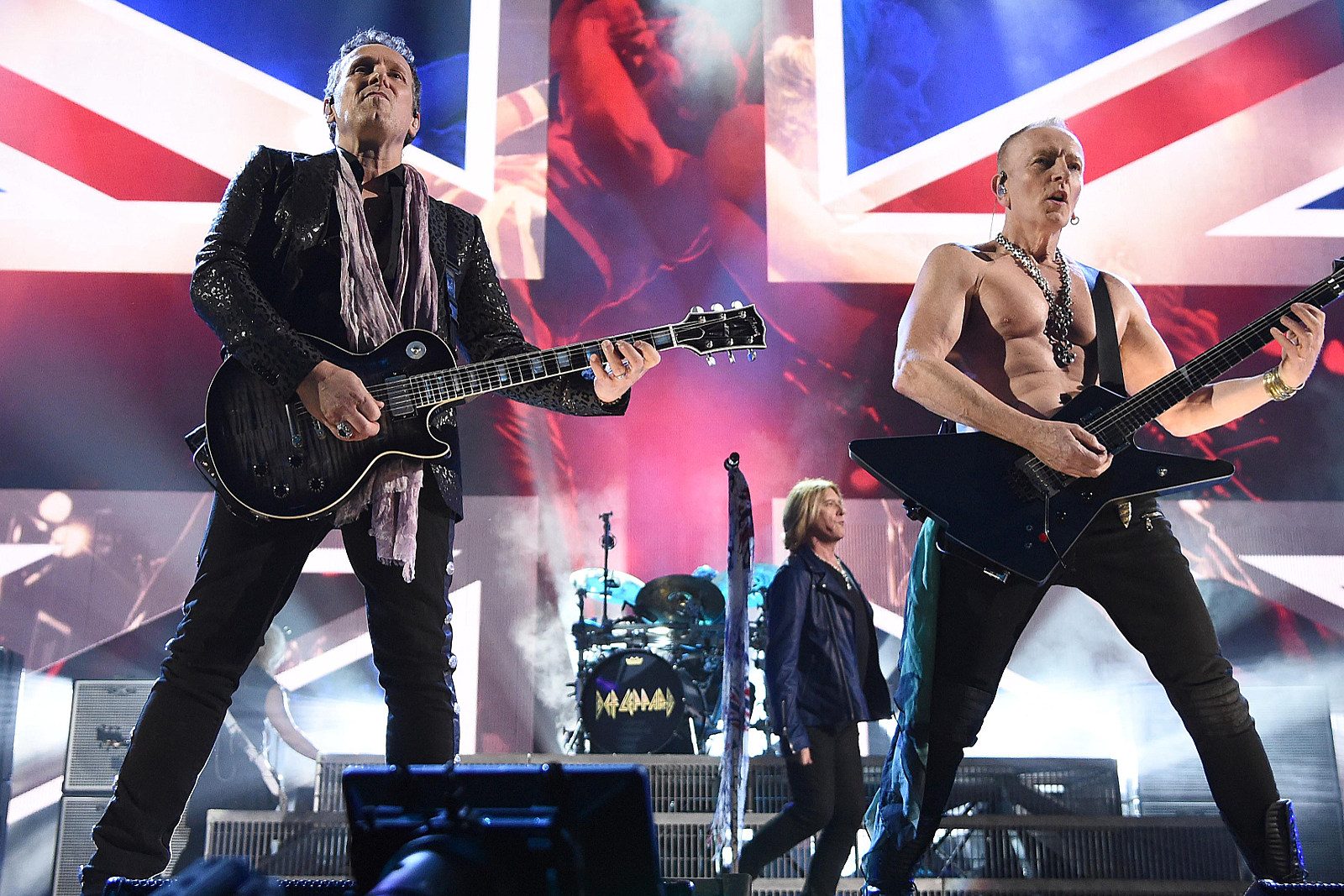 Def Leppard Launch 'Sin City' Vegas Residency: Set List, Video