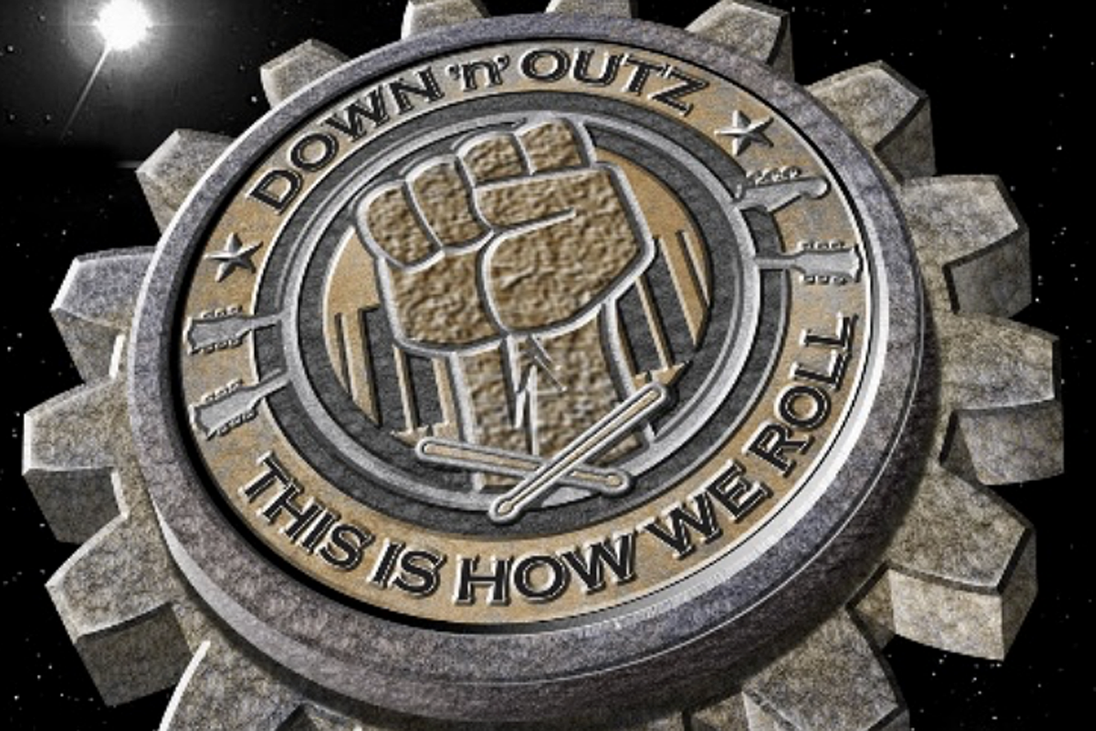 Joe Elliott's Down 'n' Outz to Release 'This Is How We Roll' Album