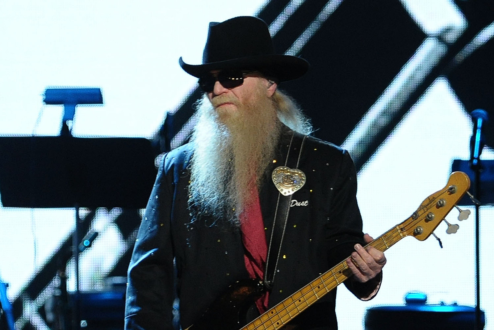 Why Dusty Hill Spent ZZ Top's '70s Hiatus Working at an Airport