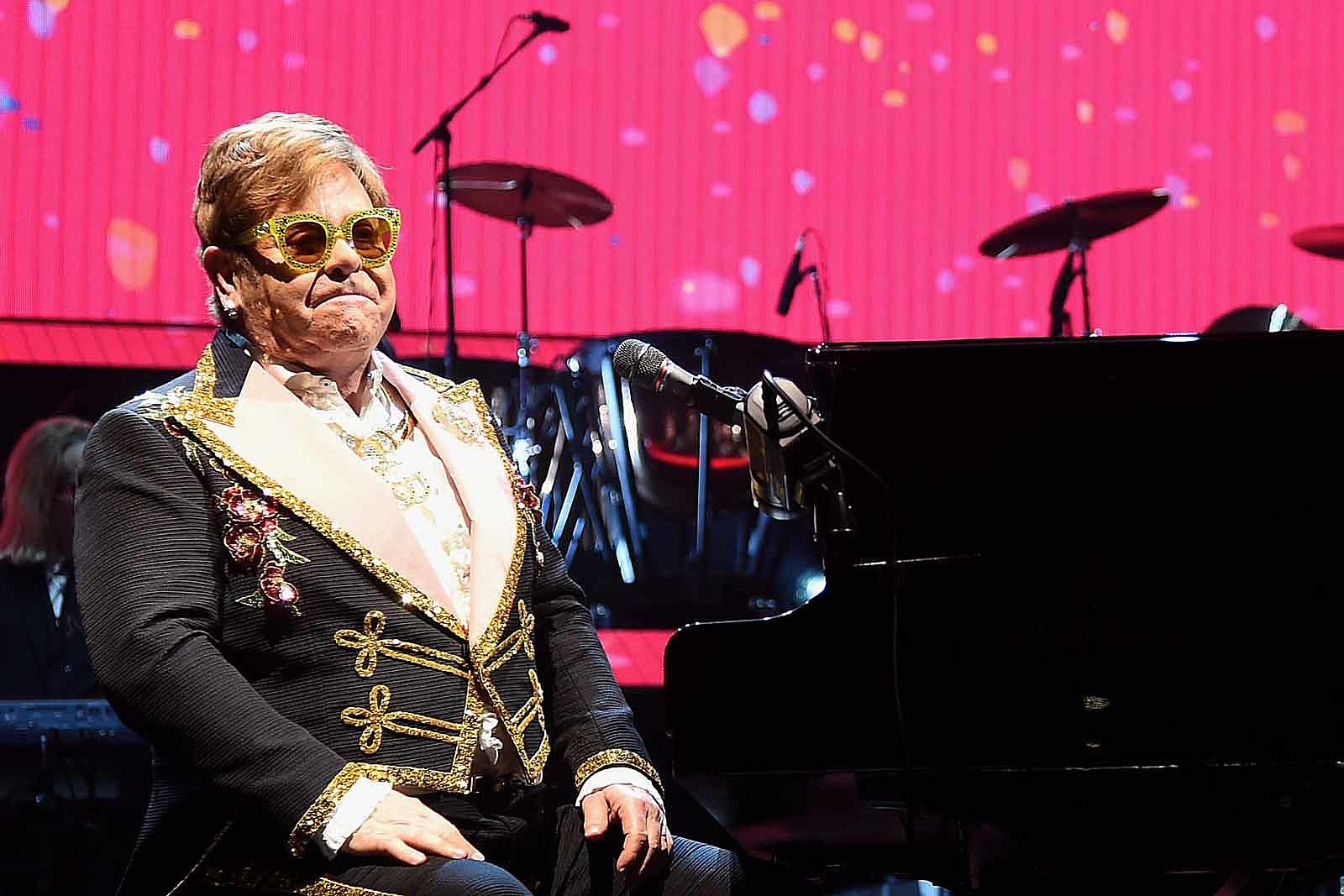 Elton John Wrote Memoir to Document 'Ridiculous' Life