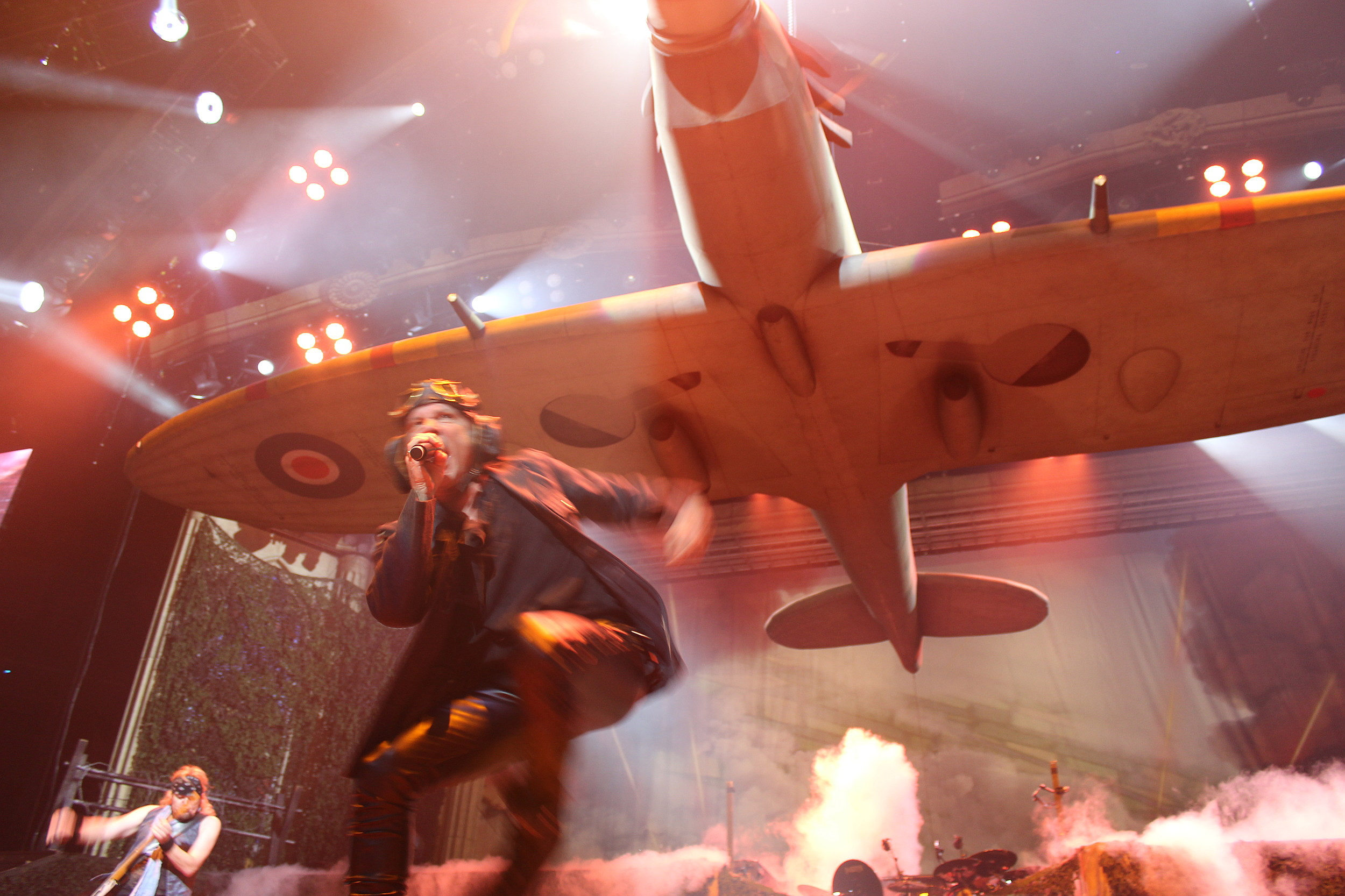 Iron Maiden Super-Size Their 'Legacy' in Concert: Photo Gallery