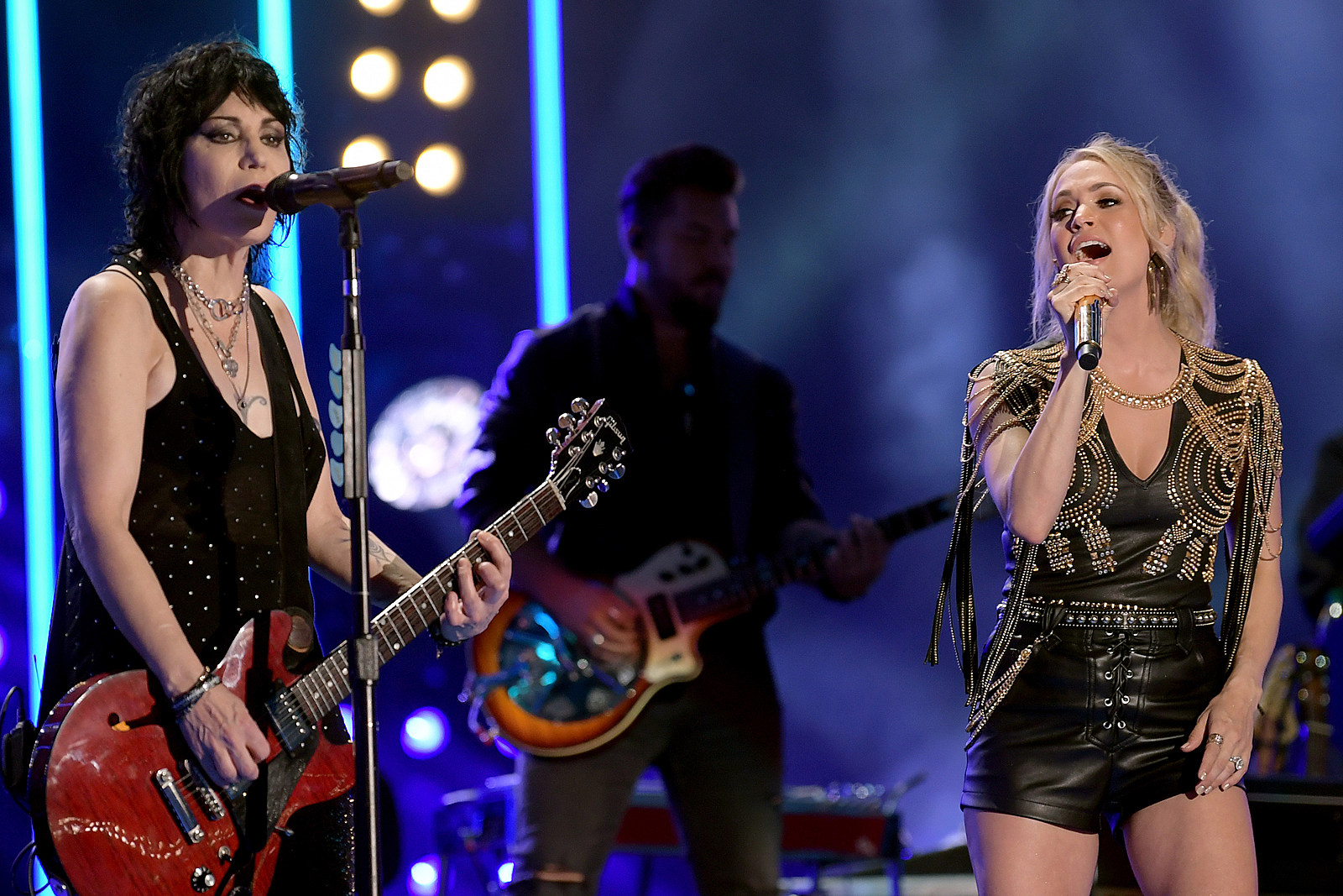 Joan Jett to Sing With Carrie Underwood on 'Sunday Night Football' Theme Song
