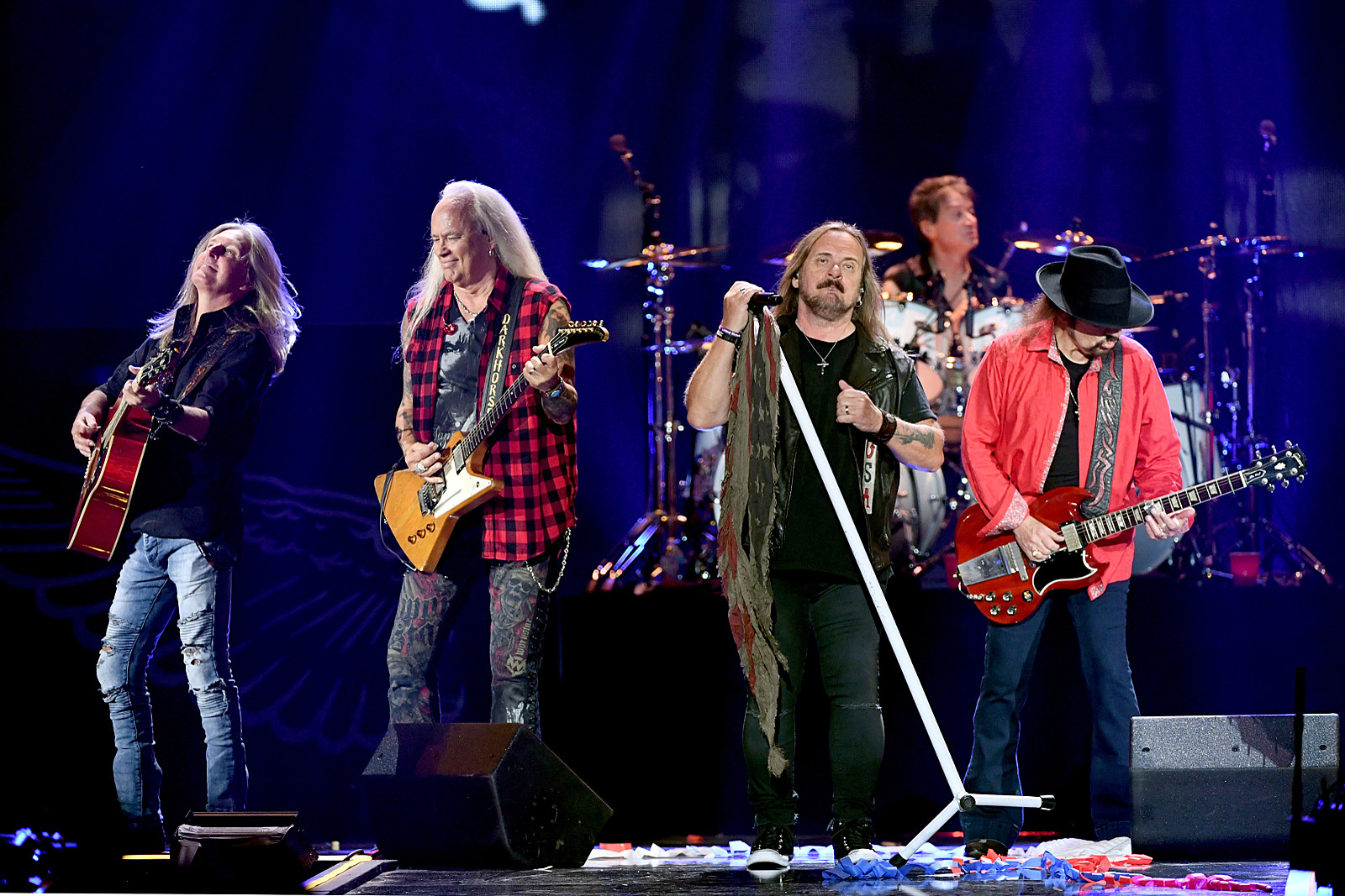 Lynyrd Skynyrd's Gary Rossington on the Mend, Tour Will Resume