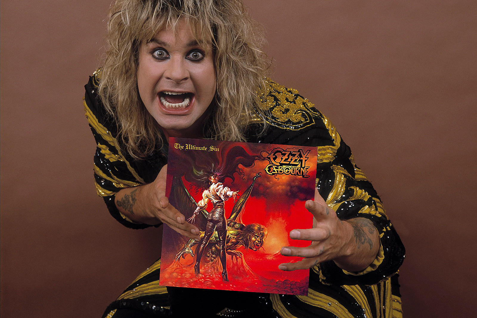 Is Ozzy Osbourne's 'The Ultimate Sin' Really That Bad?