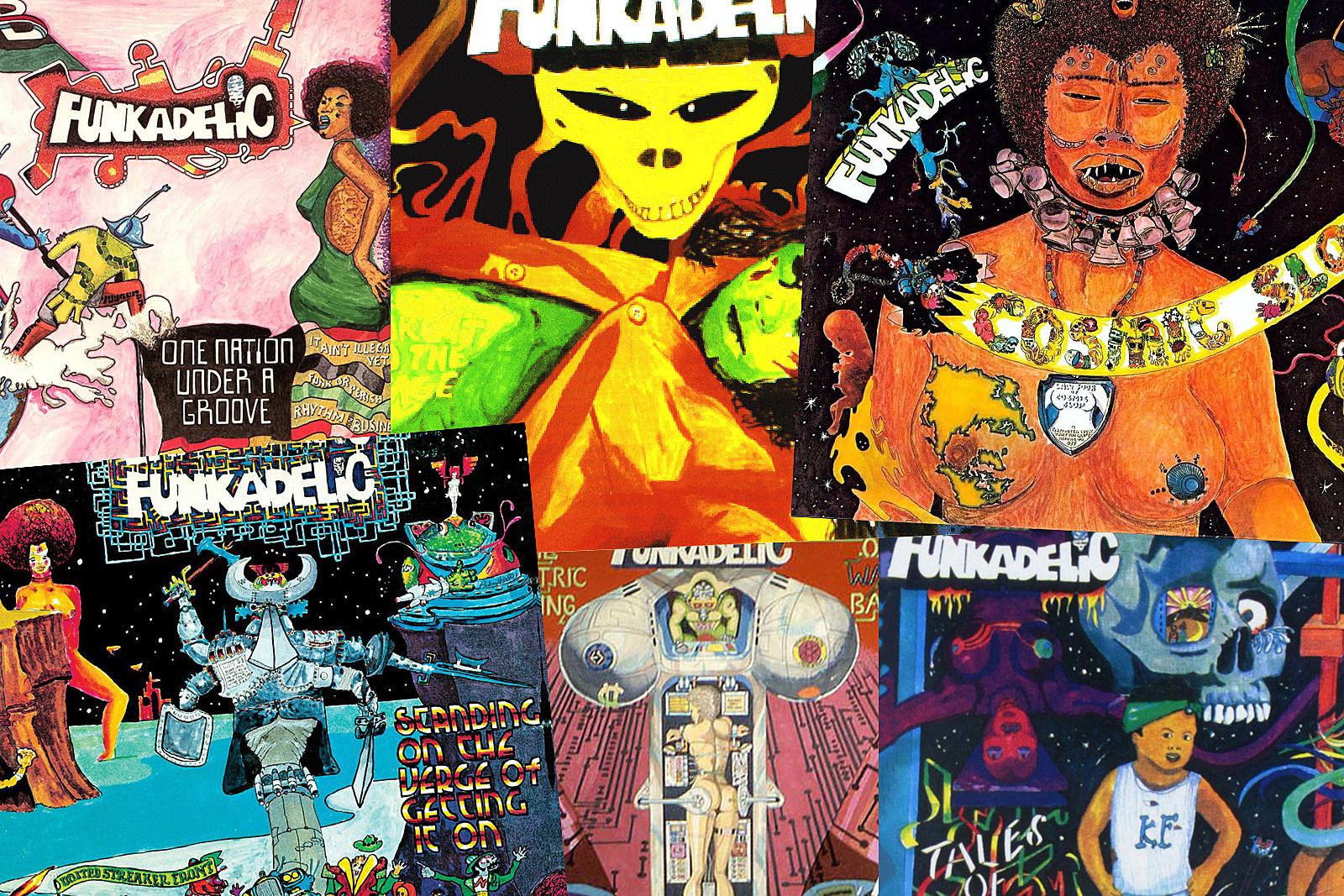 Funkadelic Album Cover Artist Pedro Bell Dies