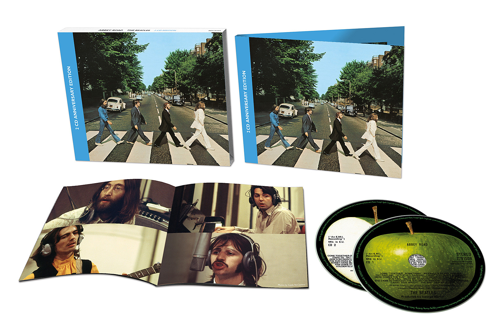 Here's What the Beatles' 'Abbey Road' Reissue Box Is Missing