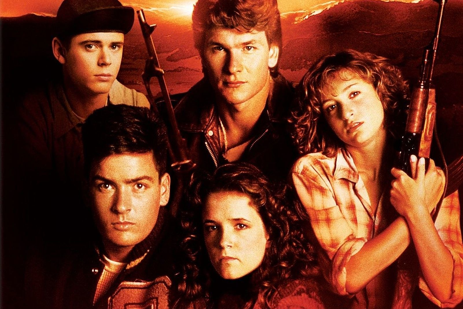 35 Years Ago: 'Red Dawn' Celebrates Rugged Individualism, and Blowing Up Stuff