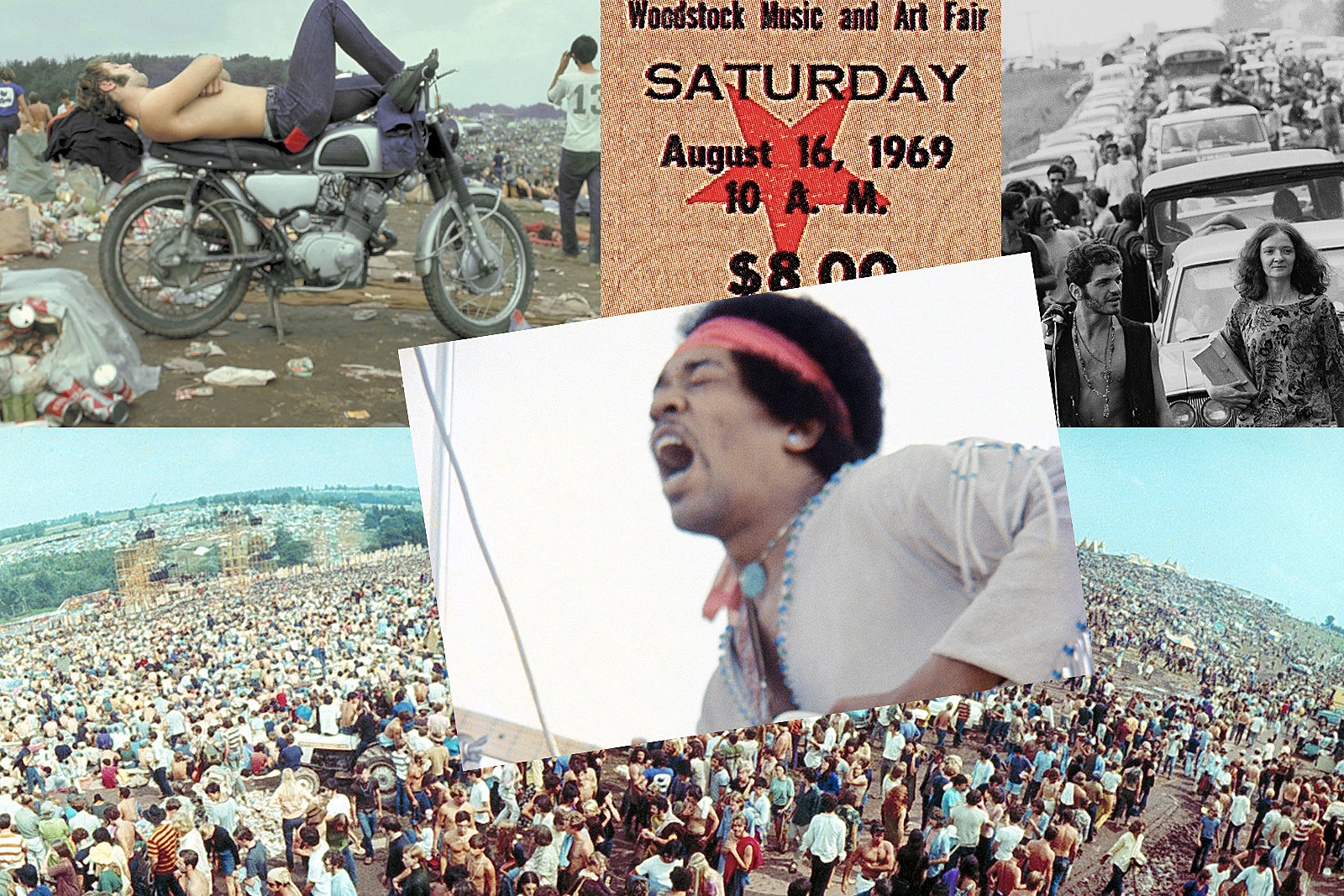 Woodstock Photos: 50 Great Shots From the Original Festival