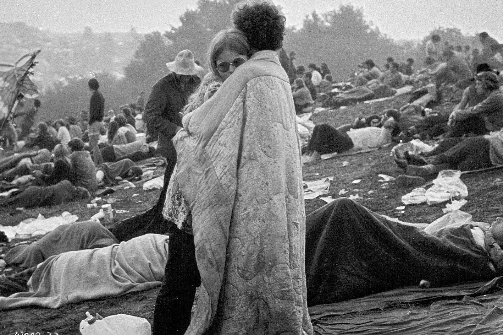 Couple on Woodstock Album Cover Is Still Together